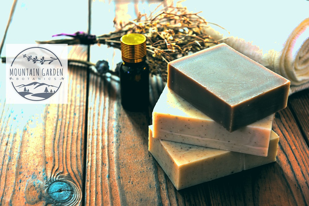 Natural Handmade Soap Bars
